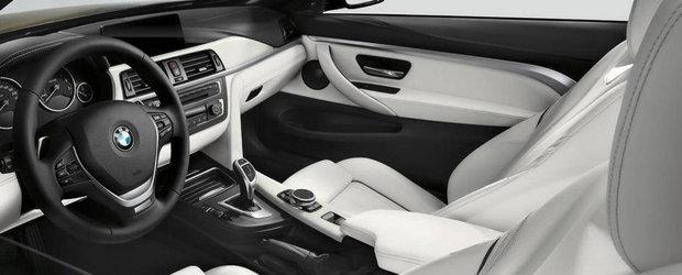 BMW Seria 4 cu optiuni Individual - Special pentru cei pretentiosi