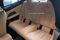 BMW Seria 4 - Poze interior