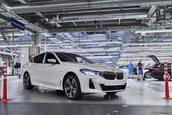 BMW Seria 4, Seria 5 si Seria 6 - Start productie