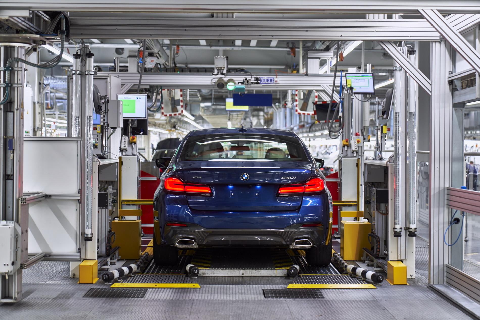 BMW Seria 4, Seria 5 si Seria 6 - Start productie - BMW Seria 4, Seria 5 si Seria 6 - Start productie