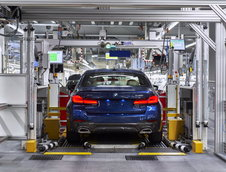 BMW Seria 4, Seria 5 si Seria 6 - Start productie