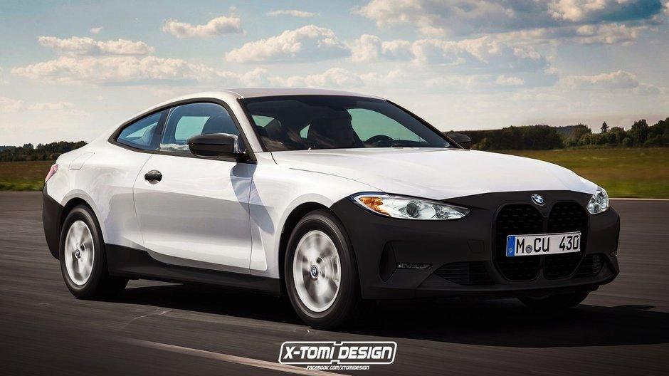 BMW Seria 4 X-Tomi Design
