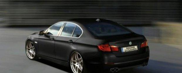 BMW Seria 5 by Racing Dynamics. Obsesie pentru noul 5?