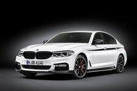 BMW Seria 5 cu accesorii M Performance