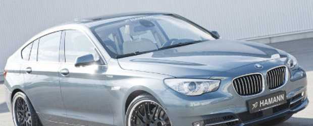 BMW Seria 5 GT by Hamann