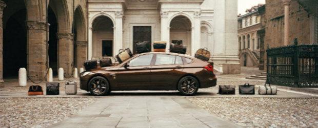 BMW Seria 5 GT by Trussardi - Un automobil ce omagiaza lumea modei