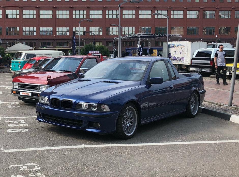 BMW Seria 5 pick-up