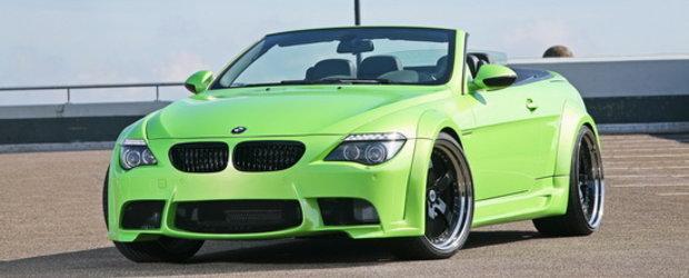 BMW Seria 6 by CLP - Cabrio indopat cu steroizi
