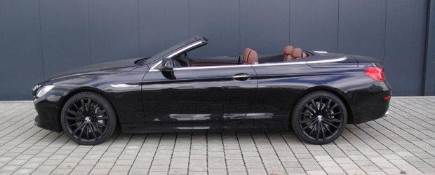 BMW Seria 6 Cabrio by Kelleners Sport - Aceeasi savoare, mai multa putere
