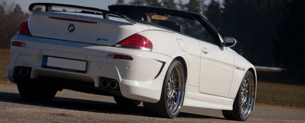 BMW Seria 6 Cabrio E64 by Lumma Design