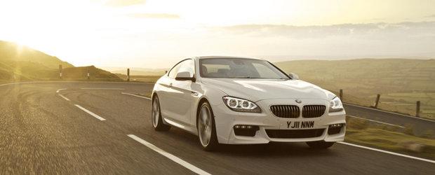 BMW Seria 6 Coupe - Peste 80 de fotografii cu noul model!