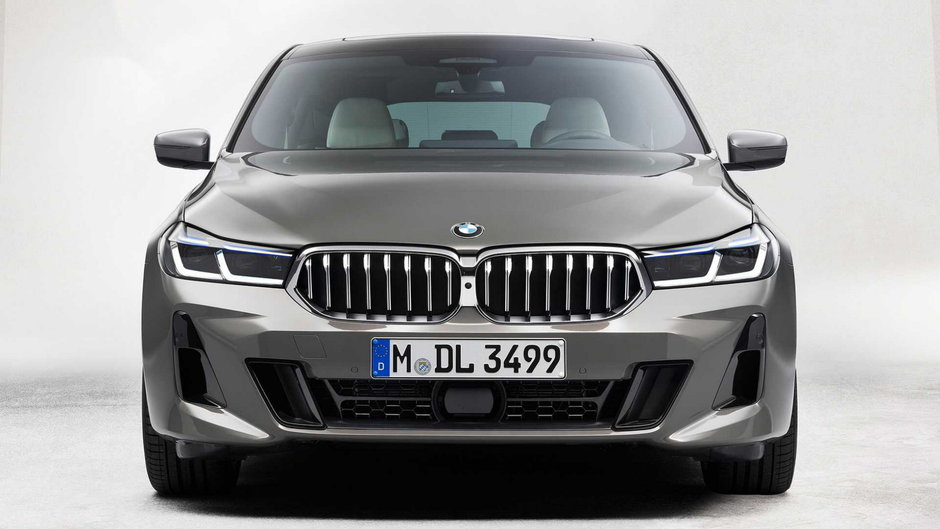 BMW Seria 6 GT Facelift