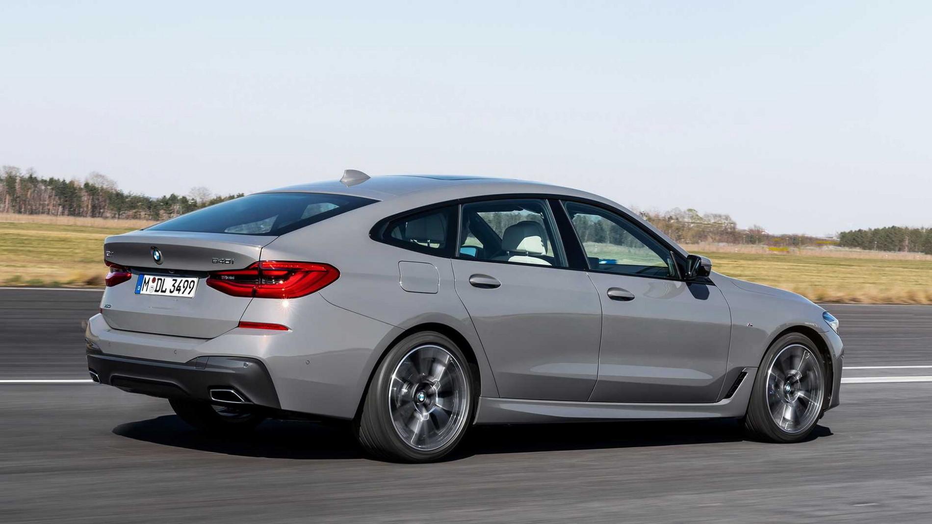 BMW Seria 6 GT Facelift - BMW Seria 6 GT Facelift