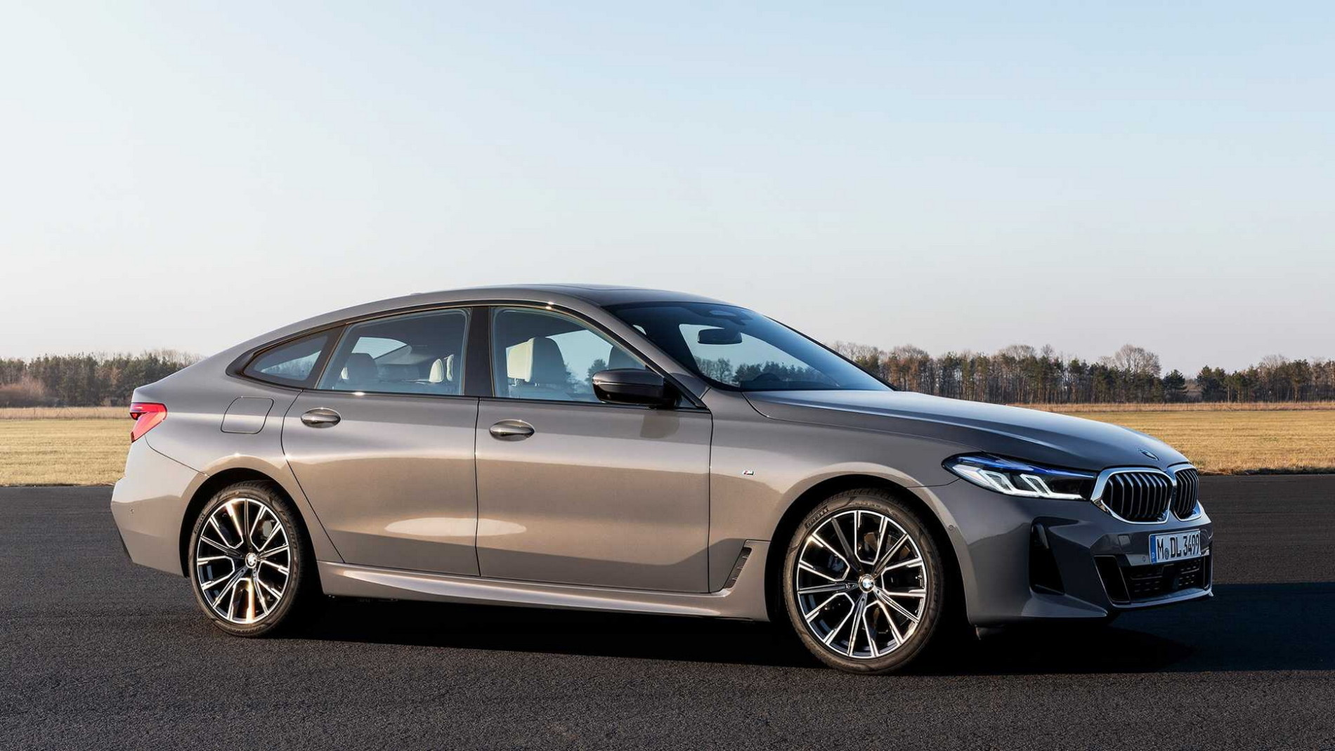 BMW Seria 6 GT Facelift - BMW Seria 6 GT Facelift