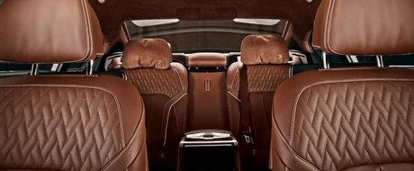 BMW Seria 7 cu optiuni Individual: Mai tare decat un S-Class W222?