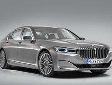 BMW Seria 7 Facelift - Fotografii noi