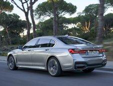 BMW Seria 7 Facelift - Galerie Foto