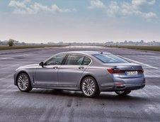 BMW Seria 7 facelift