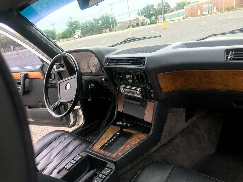 BMW Seria 7 limuzina de vanzare