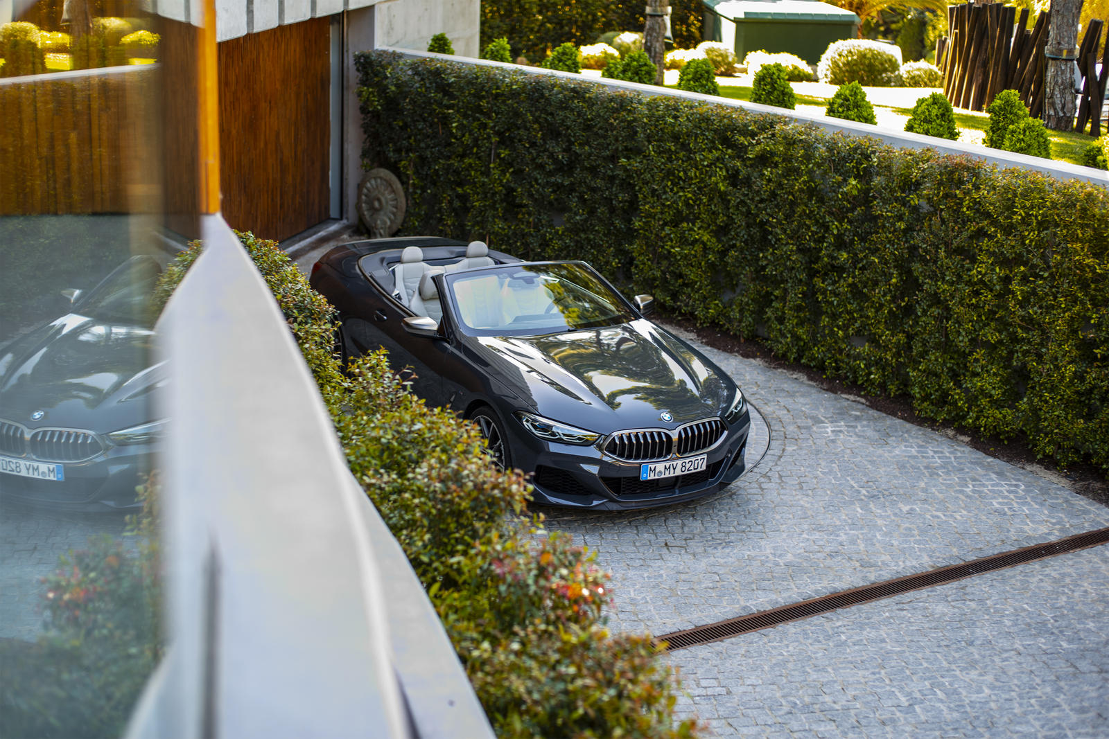 BMW Seria 8 Cabrio - Galerie Foto - BMW Seria 8 Cabrio - Galerie Foto