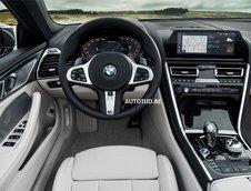 BMW Seria 8 Cabrio - primele poze