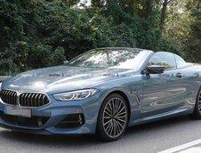 BMW Seria 8 Cabriolet- poze spion