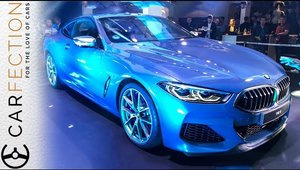 BMW Seria 8 - Carfection