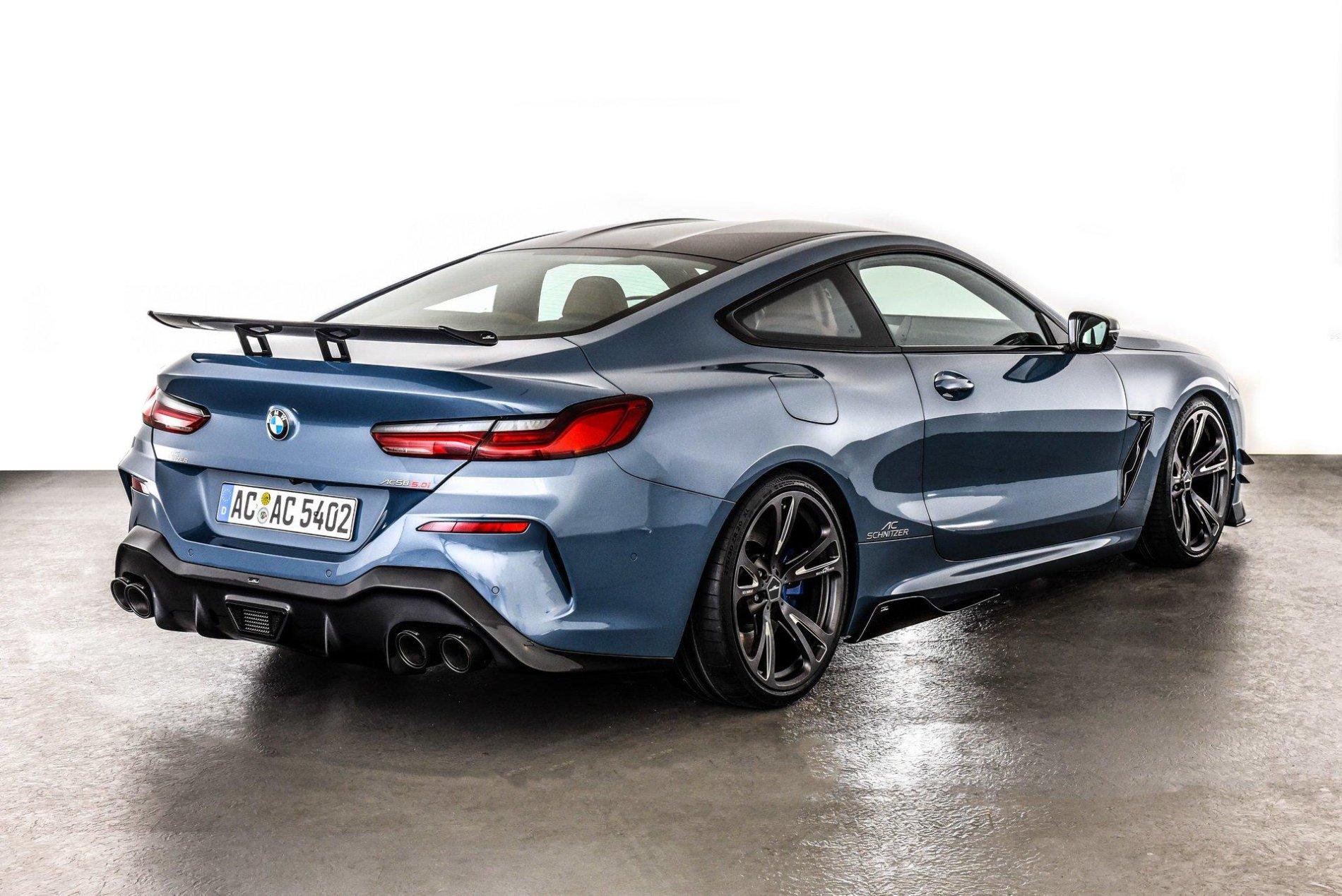 BMW Seria 8 de la AC Schnitzer - BMW Seria 8 de la AC Schnitzer