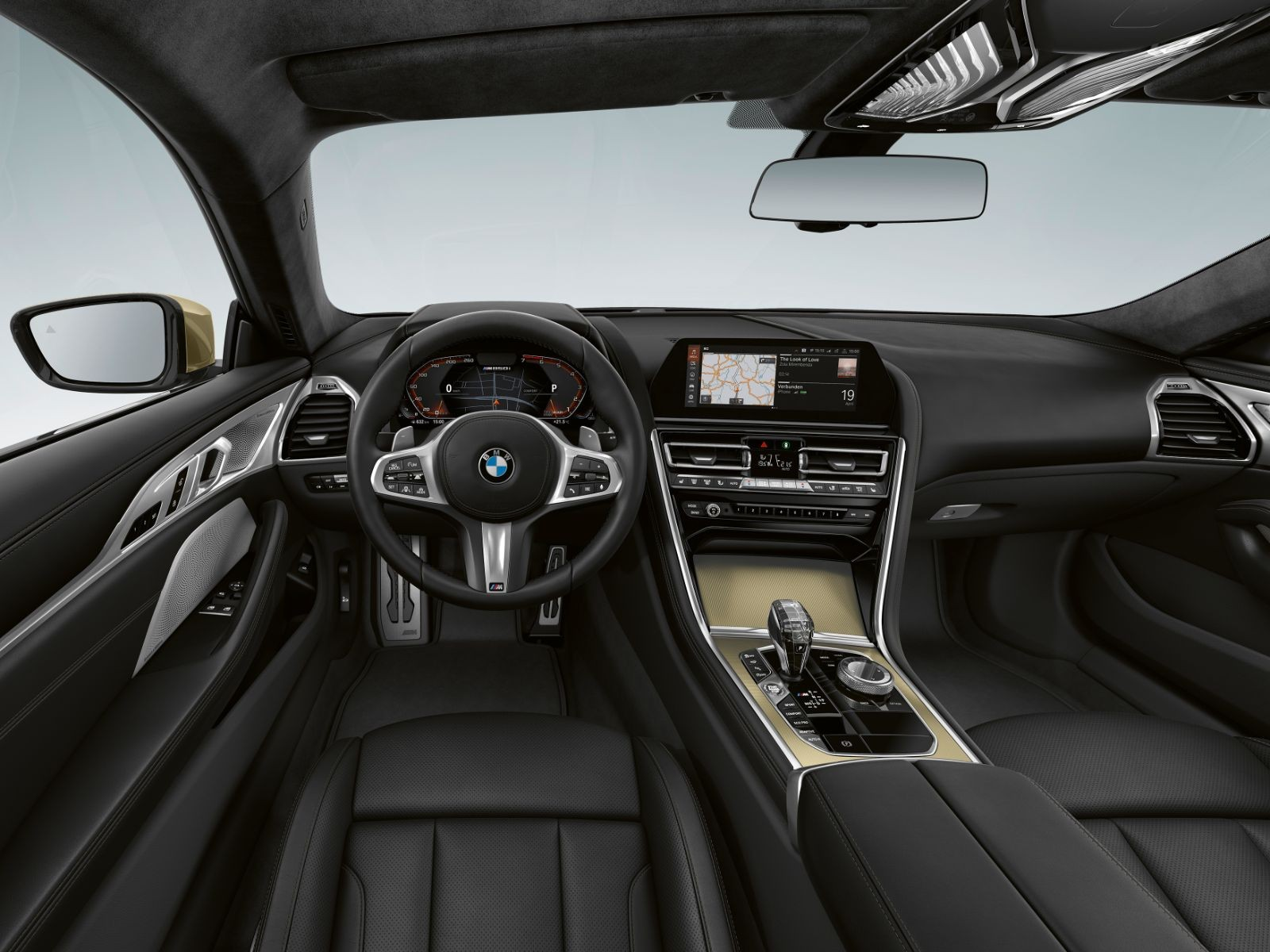 BMW Seria 8 Golden Thunder Edition - BMW Seria 8 Golden Thunder Edition