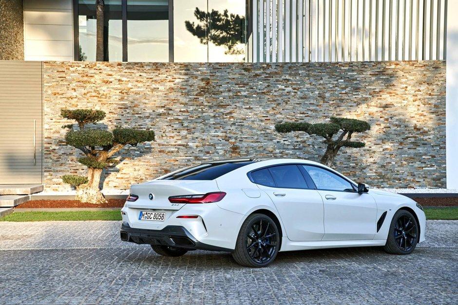 BMW Seria 8 Gran Coupe - Galerie Foto