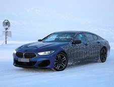 BMW Seria 8 Gran Coupe - Noi Poze Spion