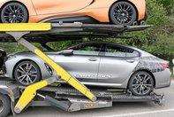 BMW Seria 8 Gran Coupe partial necamuflat