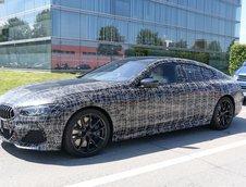 BMW Seria 8 Gran Coupe - Poze Spion