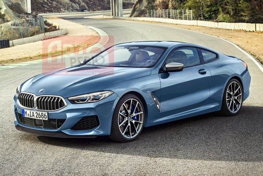 BMW Seria 8 - Primele poze