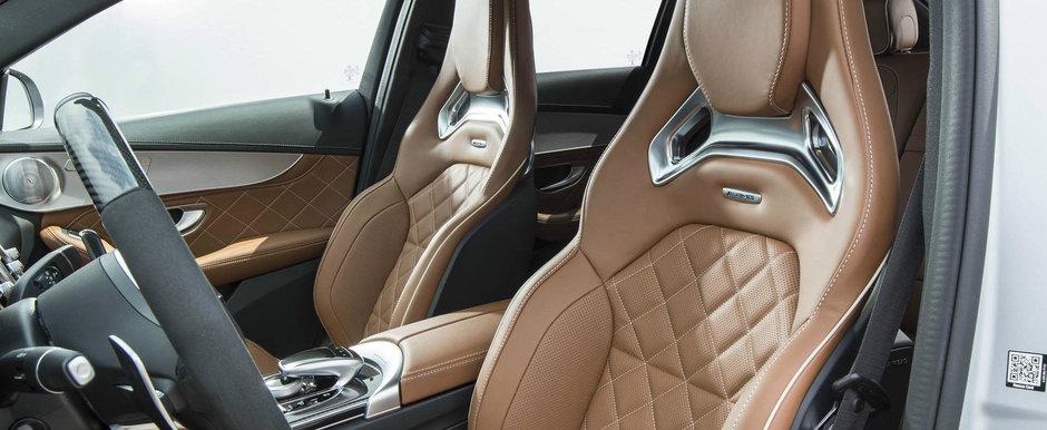 BMW si Audi au trecut la motoare in sase cilindri, dar el a pastrat V8-ul. Cel mai nou rival pentru M4 si RS5...