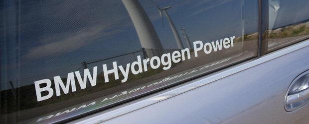 BMW si General Motors vor sa lucreze la sistem de propulsie pe hidrogen