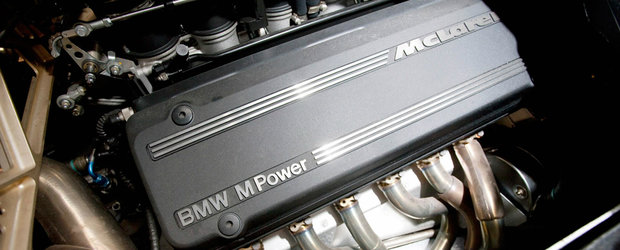 BMW si McLaren isi unesc fortele pentru motorul viitorului