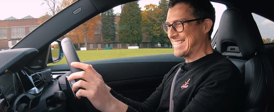 BMW spune ca face suta in 4.5 secunde, insa masuratorile arata altceva. Cat de rapid este, de fapt, noul model al bavarezilor