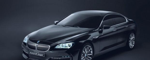 BMW surprinde Beijingul cu noul Concept Gran Coupe