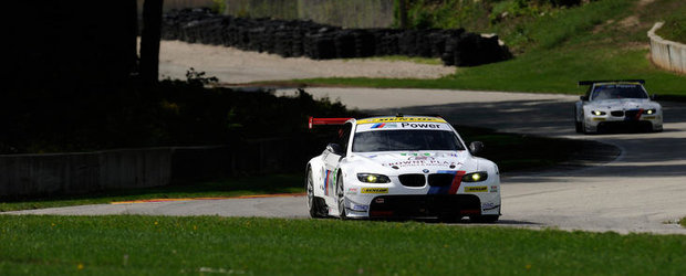 BMW Team RLL castiga pe Road America pentru a treia oara in patru ani