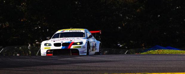 BMW Team RLL pe locurile al treilea si al cincilea la Mid-Ohio
