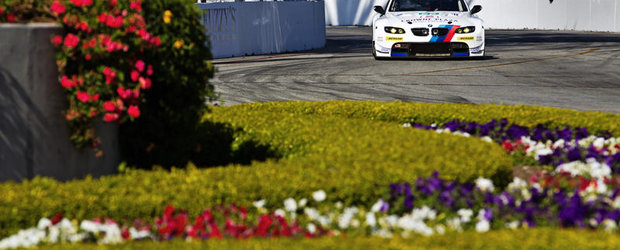 BMW Team RLL pe podium si in Grand Prix-ul de la Mosport