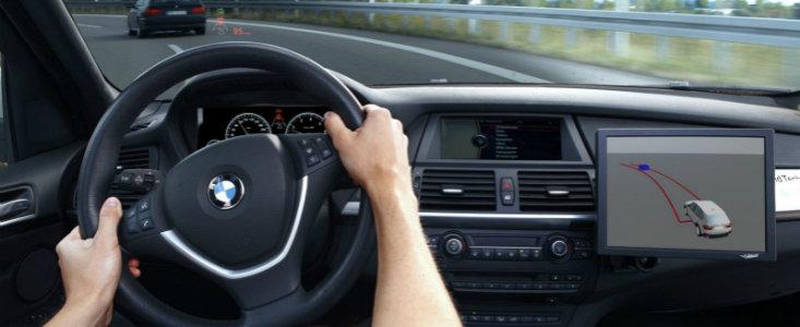 BMW testeaza automobilul care nu mai are nevoie de sofer
