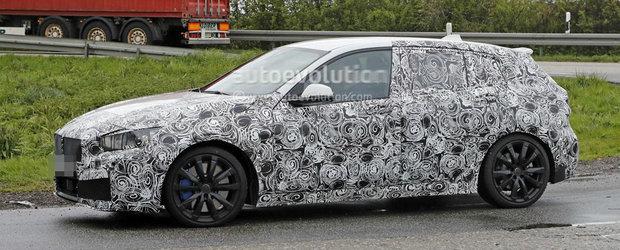 BMW tine mortis sa-si supere fanii cu noua generatie Seria 1. La ce va renunta acesta
