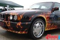 BMW tunat de Alexart: Alien vs Predator