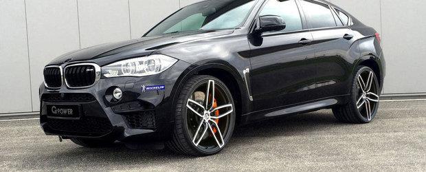 BMW-ul ASTA are la fel de multa putere precum un Enzo Ferrari!