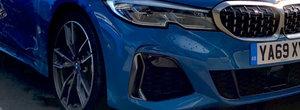 BMW-ul care a impartit internetul in doua. Cum arata noul M340d xDrive, super-sedanul cu motor diesel de 340 CP si tractiune integrala in standard