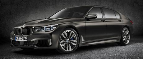 BMW-ul care a luat prin surprindere pe toata lumea: Are motor de Rolls-Royce si tractiune integrala!