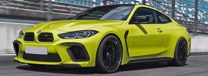 BMW-ul cu cea mai urata grila din lume a primit un pachet de tuning care schimba complet aspectul partii frontale