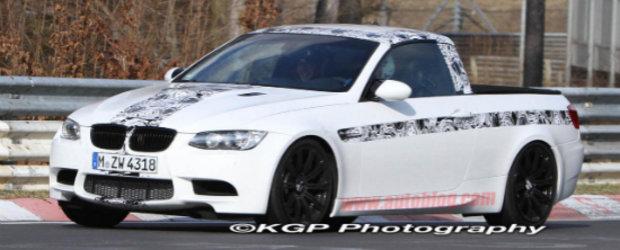 BMW-ul M3 Papuc este doar o gluma de 1 aprilie